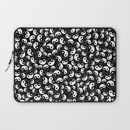 The Yin and the Yang Laptop Sleeve