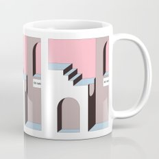 Go Away - At least try. Mug