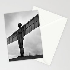 Angel of the North, Newcastle, England. Stationery Cards