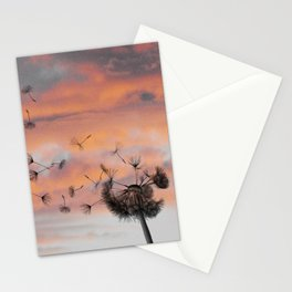 And the days went by Stationery Cards