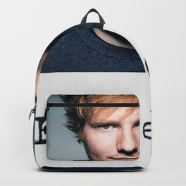 Ed sheran 4 Backpack