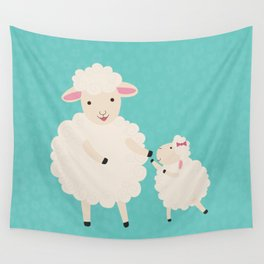 Sheep Series [SS 02] Wall Tapestry