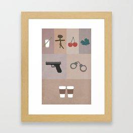 Castle Starter Kit Framed Art Print