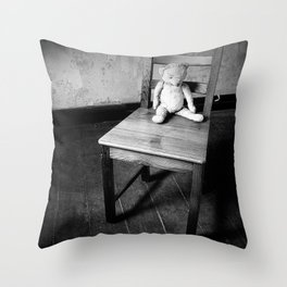 Days Are Getting Colder Throw Pillow