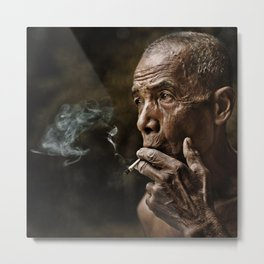 Old man 20 Metal Print
