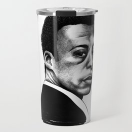 James Baldwin Travel Mug