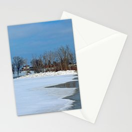 Winter's Appetite Stationery Cards