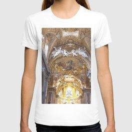 Santa Maria dell'Orto Church, Rome, Italy T-shirt