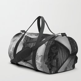 Lepa Dinis in lingerie Duffle Bag