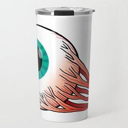 Eyeball Travel Mug