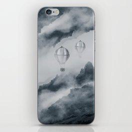 Voyage iPhone Skin