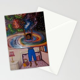 Lest You Come As A Little Child Stationery Cards
