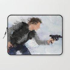 The Smuggler ( Splatter ) Laptop Sleeve