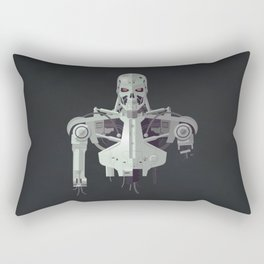 You've Been Targeted For Termination (T800) Rectangular Pillow