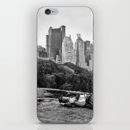 New York Sleeper iPhone Skin