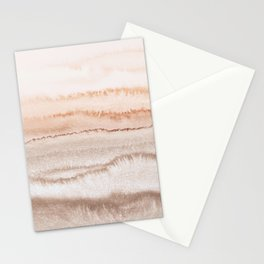 WITHIN THE TIDES NATURAL TWO by Monika Strigel Stationery Cards