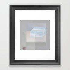 (dis)enchanted Framed Art Print