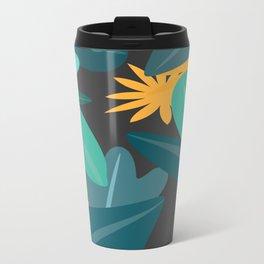 Cool Toned Jungle Travel Mug
