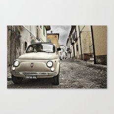 500 - Roccasicura, Italy Canvas Print