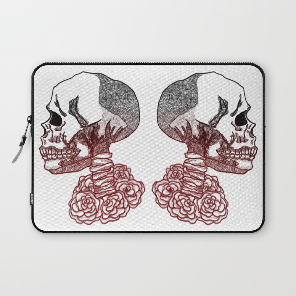 Twin Skeletons Laptop Sleeve LSV9040850