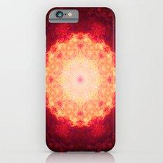 Fire Galaxy iPhone 6s Slim Case