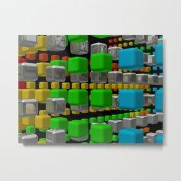 colorist tech 1 Metal Print