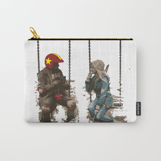 Turbo Kid Carry-All Pouch