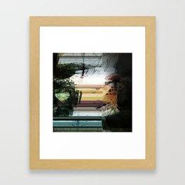 The Dreaming Framed Art Print