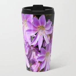 Bitterroot in bloom  Travel Mug