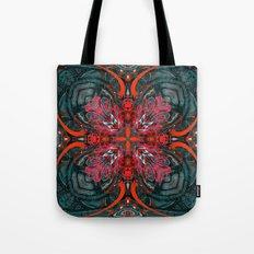 Mandala #2 Tote Bag
