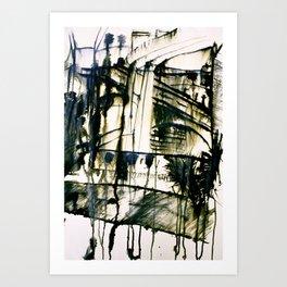 Dean Clough Four Art Print
