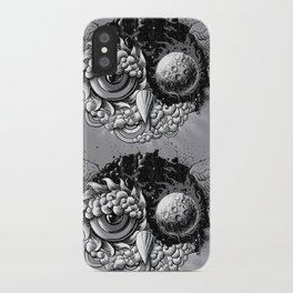 Owl Day & Owl Night iPhone Case