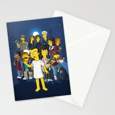 Simpsonized Things Stationery Cards
