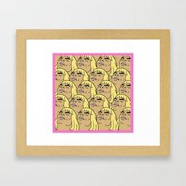 I Have The Power Framed Art Print