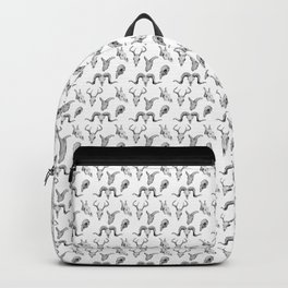 Animals skulls Backpack