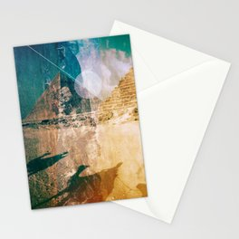 Egypt and Switzerland III Stationery Cards