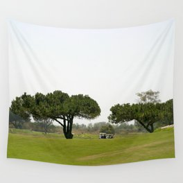 Golf Wall Tapestry