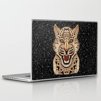 leopard Laptop & iPad Skins featuring Leopard by ArtLovePassion