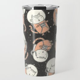 Cat-Stronauts Travel Mug