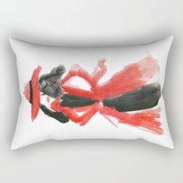 Carmen San Diego Rectangular Pillow