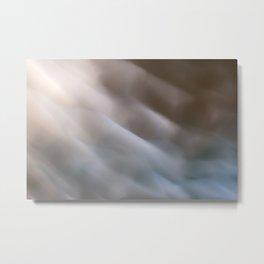 Flow II Metal Print