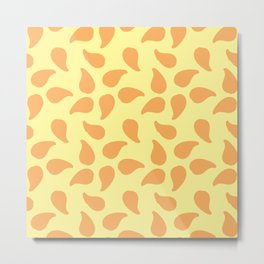 PUMPKIN SEEDS Metal Print