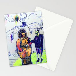 Monstruous Wedding Stationery Cards
