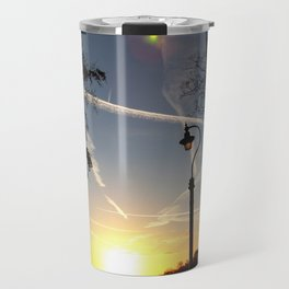 Contrails Travel Mug
