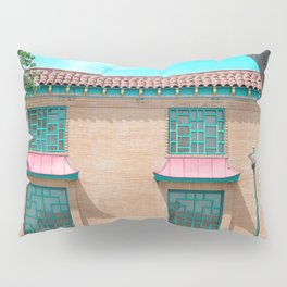 Travel photography Chinatown Los Angeles II Pillow Sham