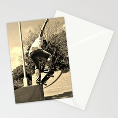 Adam Lindles 2 Stationery Cards
