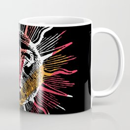 Yoga flow, Here comes the sun Coffee Mug