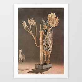 Divine Image Art Print