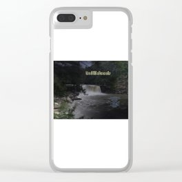 Let us unite and love one another Clear iPhone Case