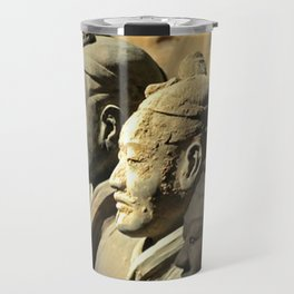 Chinese Terracotta Warriors Travel Mug